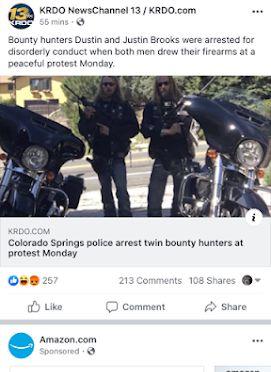 Twinoutlaw Brotherhood Brotherhood Peaceful Protest Disorderly Conduct
