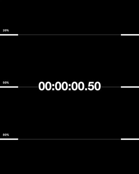 segundosgth en movimiento