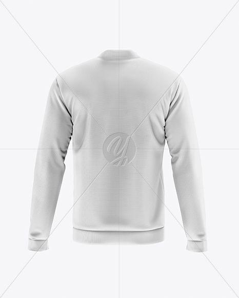 Download Download Men S Bomber Jacket Mockup Back View Psd Mockup Templates Bomber Jacket Men Clothing Mockup Bomber Jacket