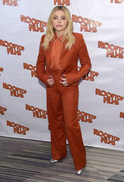 Chloe Grace Moretz attends 'The Miseducation Of Cameron Post' New York Screening at The William Vale in NYC.