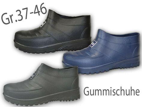Herren Damen Gummischuhe Ungefuttert Galosche Gartenschuhe Gummistiefel Neu 2733 Ebay In 2020 Gummistiefel Damen Gummistiefel Gummischuhe