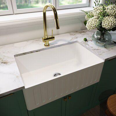 34++ Vigo white farmhouse sink info