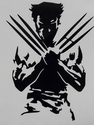 Details About Wolverine X Men Cool Car Truck Window Vinyl Sticker Decal Choose 12 Colors In 2020 With Images Wolverine Art Wolverine Tattoo Marvel
