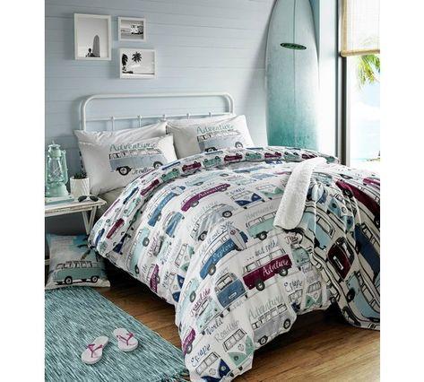 Buy Vw Surfs Up Bedding Set Single At Argos Co Uk Visit Argos