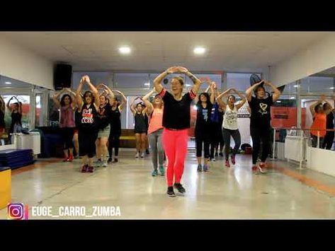 LA CABAÑA - CUARTETO - ZUMBA FITNESS DANCE