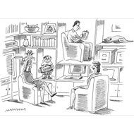 Cartoons from the Issue of June 18th, 2012 : The New Yorker
