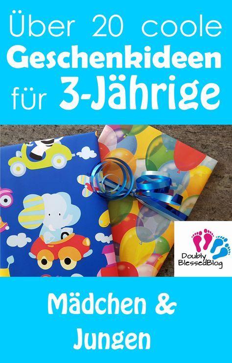 Geschenk basteln 3 jahrige