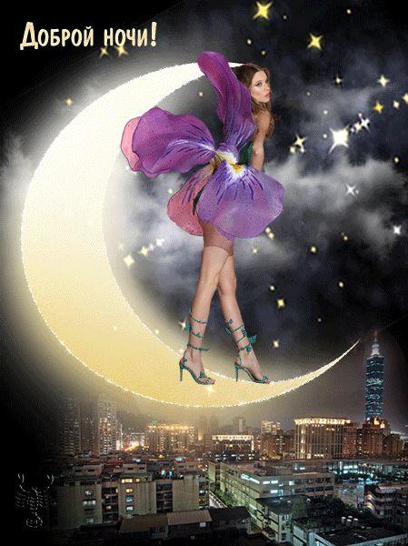 Анимированные открытки добрый вечер фея, картинки задротов зайчик