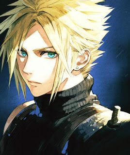 Anime Pictures اكشن Final Fantasy Vii Cloud Final Fantasy Final Fantasy Cloud Strife