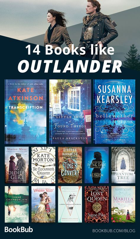 14 Fall Books 'Outlander' Fans Will Love