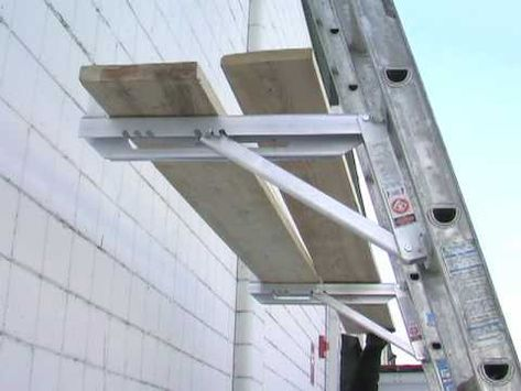 Youtube Adjustable Ladder Ladder Roofing Tools