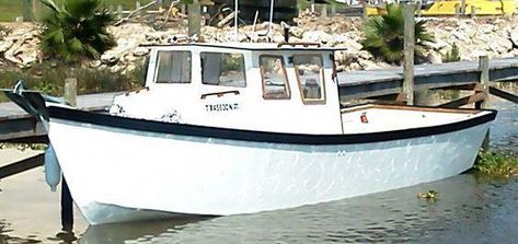 Easy To Build Mullet Skiff Wooden Boat Plans Woodenboatbuilding