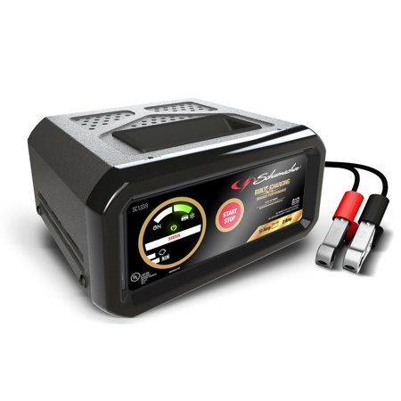 Schumacher Sc1339 10 2 Amp 12v Fully Automatic Battery Charger