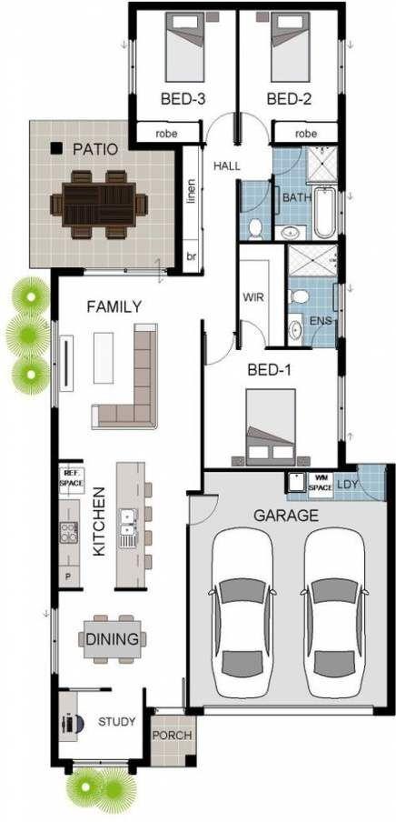 Bathroom Floor Plans Australia 58 Ideas House Plans Australia Narrow House Designs Home Design Floor Plans