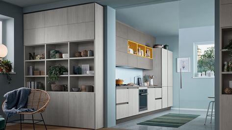 Veneta Cucine Start New.Cocina Start Time Presa Quick Design Veneta Cucine Home Decor