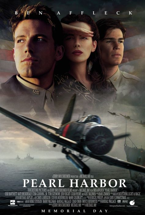 Pearl Harbor 2001 Full Movie In English [HD 1080p]