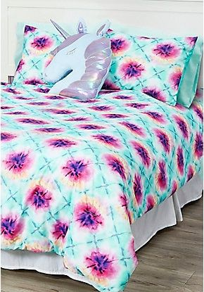 Tween Girls Bedding Bed Sets Cute Pillows Justice Tween