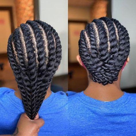 Flat Twist Styles, Flat Twist Out, Flat Twist Updo, Twist Outs, Flat Twist Hairstyles, Work Hairstyles, Braided Hairstyles, 4c Natural Hairstyles Short, Cornrows Natural Hair
