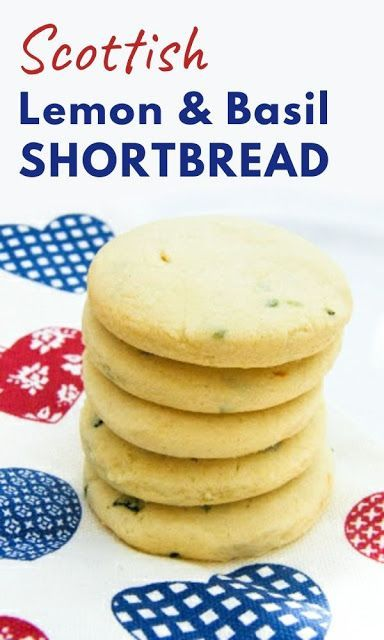 Lemon And Sweet Basil Shortbread Vegan Christmas Recipes Biscuit Recipes Uk Vegetarian Christmas Recipes