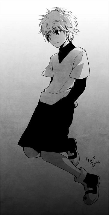 Pin By Mph On Killua Zoldyck 3 Hunter Anime Hunter X Hunter Anime