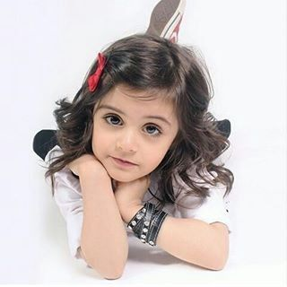 Pin By جود On غادة السحيم Cute Baby Girl Images Beautiful Little Girls Baby Girl Images