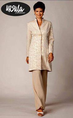 Wedding Bridal Trouser Suit