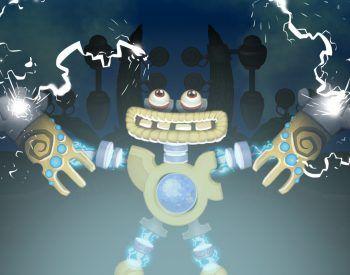 Wubbox On Wublin Island In 2020 Singing Monsters My Singing My Singing Monsters