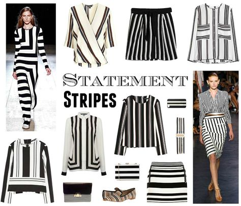 Ronin's Style Edit Stripes