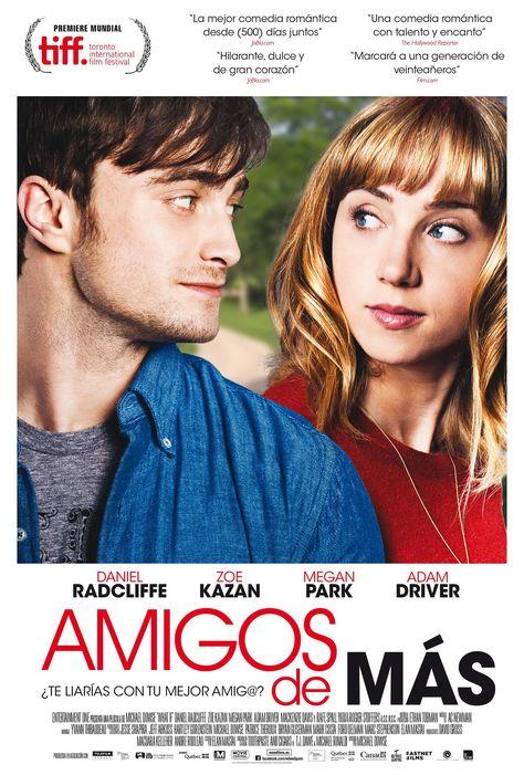 2013. Amigos de más - What if - tt1486834