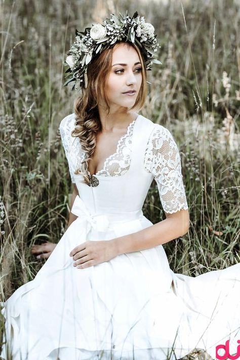 Hochzeitsdirndl Desire - #Desire #Hochzeitsdirndl