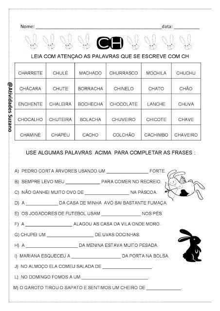Ortografia 5 Atividades Pedagogicas Atividades Exercicios De