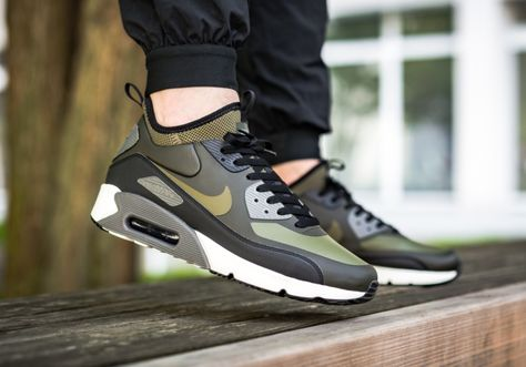 Nike Air Max LD Zero Medium Olive Release Date Sneaker Bar