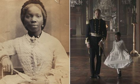 The Stolen African Slave Who Became Queen Victorias God
