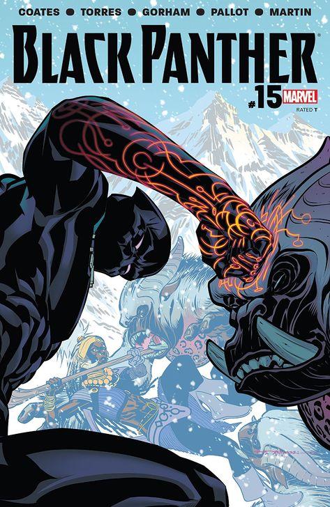 Black Panther (2016-2018) #15 - Comics by comiXology