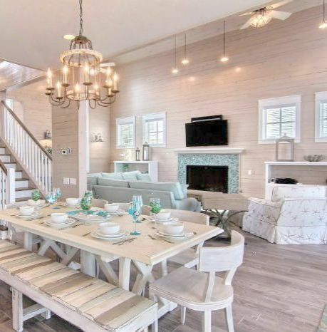 Spectacular Beach Interior Design Style View Beach House Decor Beach House Interior Dream Beach Houses