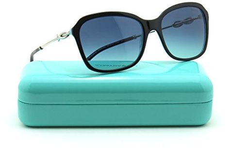 e173e3b03c Tiffany   Co. TF 4128B Womens Rectangular Sunglasses 8193...