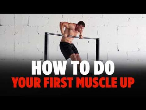 This Will Help You Achieve Your First Muscle Up Muscle Up Muscle Workout Apps