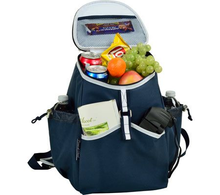 Picnic At Ascot 22 Can Insulated Backpack Cooler Ad Ascot