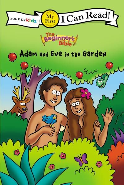 The Beginner's Bible Adam And Eve In The Garden: My First Adam And Eve,  Adam And Eve Bible, Adam And Eve Craft