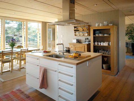 Kuche Küche Mit Kochinsel Landhausstil Verstärkung Kuche Landhaus