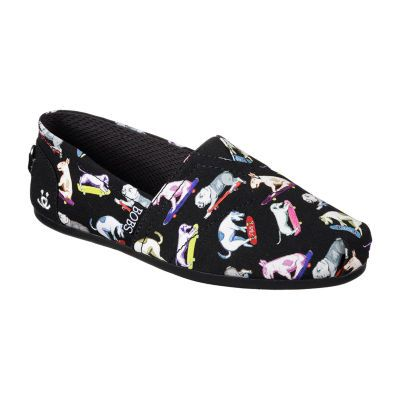 Buy Skechers Bobs Pup Smarts Womens Slip On Shoes At Jcpenney Com