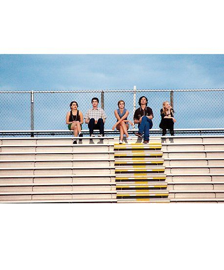 The Perks of Being a Wallflower Cast Poster