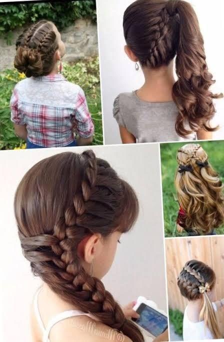 Peinados Faciles Para Ninas Paso A Paso Busqueda De Google Peinados De Ninas Faciles Trenzas De Moda Peinados
