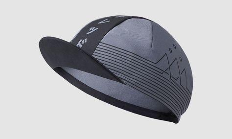 Pace sportswear noir champion du monde chapeau coton cycling cap