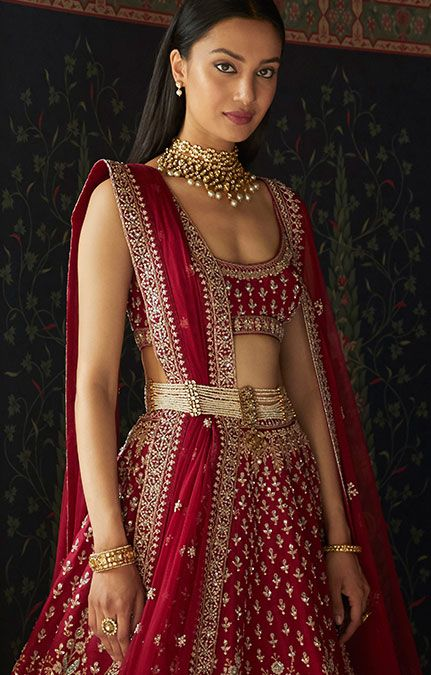 Jewelry online buy indian designer jewelry online anita dongre glam outfit ideas for indian bridesmaids for every ceremony awesonelifestylefashion Indian Bridal Outfits, Indian Bridal Lehenga, Indian Bridal Fashion, Indian Gowns, Indian Designer Outfits, Indian Attire, Indian Inspired Fashion, Indian Dresses Online, Indian Designers