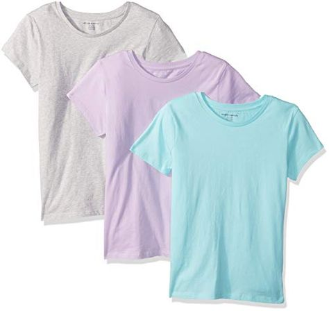 Essentials 3-Pack Short-Sleeve tee Ni/ñas