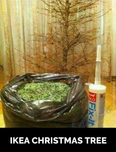 Christmas Tree Meme.Ikea Christmas Tree Funny Pictures Tumblr Funny Funny