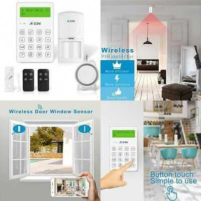 Ad Ebay Link Mini Gsm Alarm System Home Security Wired Siren Motion Sensors Door Window Conta In 2020 Home Security Home Security Systems Home Security Alarm System