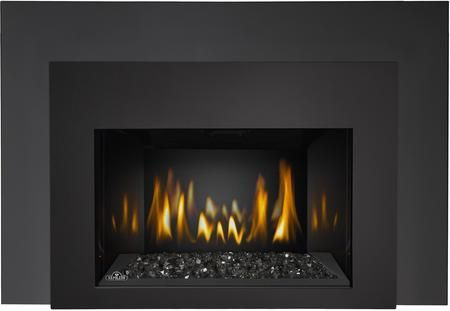 Infrared 3g Ir3gnsb 30 Direct Vent Natural Gas Fireplace Insert With Electronic Ignition Up To 24 Electric Fireplace Natural Gas Fireplace Gas Fireplace