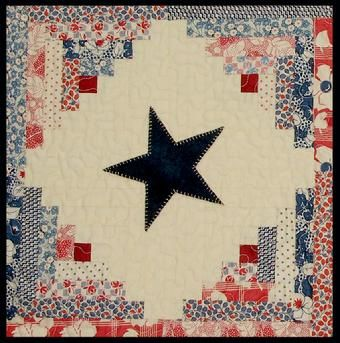 ~ A Celebration of Stars Table Topper ~ Foundation Paper Pieced Table Topper